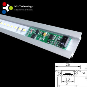 SMD2835 Sensor LED Strip Bar for Jewelry Display