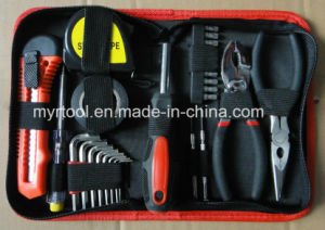 Hot Sale-27piece Hand Tool Bag Set pictures & photos