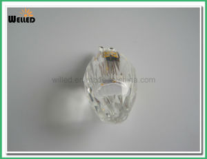 Crystal Ceramic Glass Cover LED G9 Bulb Light 5W for Chandelier pictures & photos