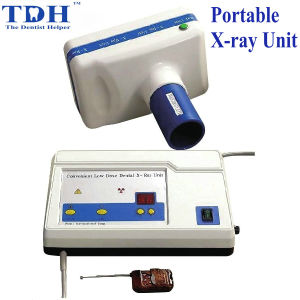 Dental Supply Portable Dental X-ray Unit (TDH-DX1) pictures & photos