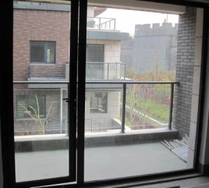 High Quality Customized French Windows and Doors Aluminium Windows pictures & photos