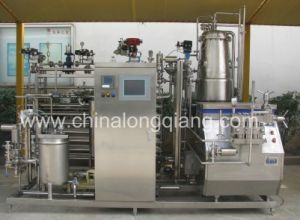 Fruit Juice Tubular Uht Sterilizer pictures & photos