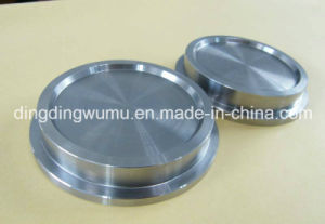 Pure Wolfram Disc Target for Sputtering Coating pictures & photos