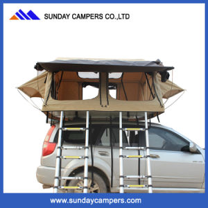 Easy up Camping Family Canvas Roof Top Tent for Sale