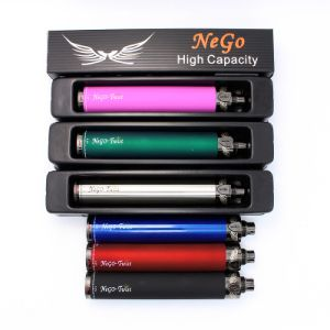 New Product EGO-Twist Variable Voltage Battery Nego 2200mAh EGO