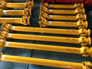 Carbon Alloy Steel Prop Drive Joint Cardan Shaft pictures & photos