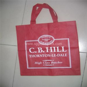 Shopping Non Woven Bag for Packaging Wine pictures & photos