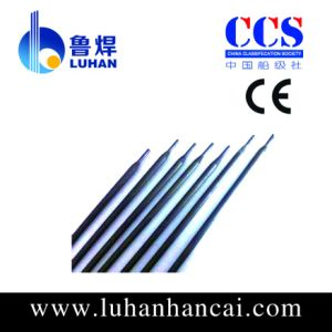 Low Carbon Steel Pipe Welding Electrode E7018 pictures & photos