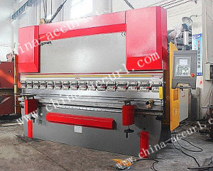 Nc Hydraulic Bending Machine/ Press Brake (WC67K-125T/3200 E200) pictures & photos