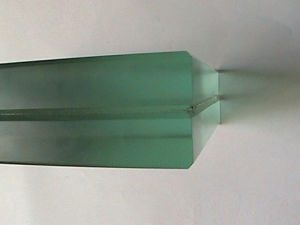 Clear/Colorful Laminated Glass Price, Laminated Glass (JINBO) pictures & photos