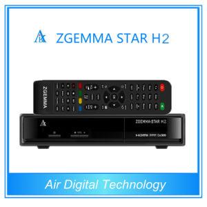 2015 Top Selling Zgemma H2 Combo DVB S2 DVB T2 Satellite Receiver Zgemma - Star H2 pictures & photos