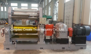 Rubber Mixing Mill / Rubber Two Roll Mixing Machine with CE Standards pictures & photos