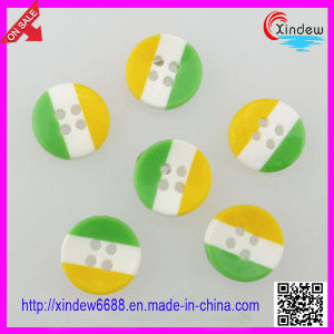 Plastic Shirt Button (XDJZ-196) pictures & photos