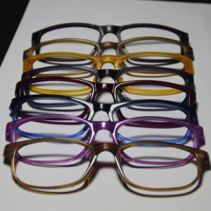 High Performance Amber/Colorable Transparent Polyetherimide /Pei for Eyeglasses pictures & photos