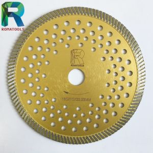 """8"""" Diamond Small Saw Blades for Ceramic Granite Stone Cutting pictures & photos"""