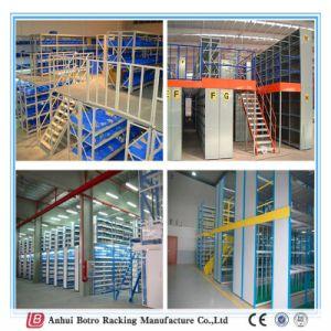 Hot Sale China Promotional Storage Equipment Duty Heavy Use Q235 Steel Mezzanine Loft Racks System pictures & photos