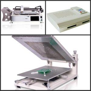 Desktop Pick and Place Production Line Pm3040+TM245p-Sta+T962c pictures & photos
