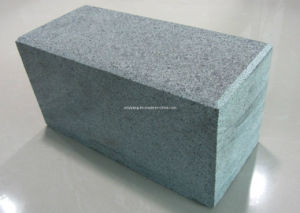 China Outdoor Grey Granite Flamed Kerbstone (G603, G654, G664, G682) pictures & photos