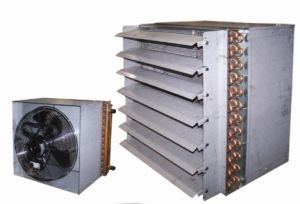 Water-Air Copper Tube Heat Exchanger pictures & photos