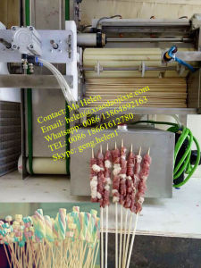 Candy Skewer Machine, Meat Skewering Machine, Kebab Maker pictures & photos