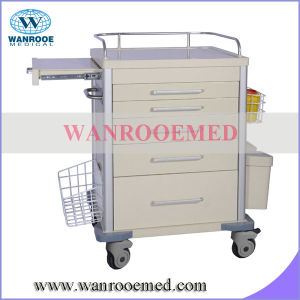 32 Series ABS Patient Emergency Trolley pictures & photos