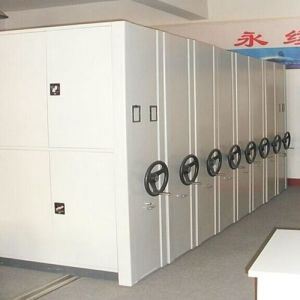 Movable Shelving System Dense Archive Cabinet pictures & photos