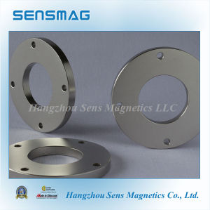 Permanent Neodymium NdFeB Magnets Different Size of Big Rings pictures & photos