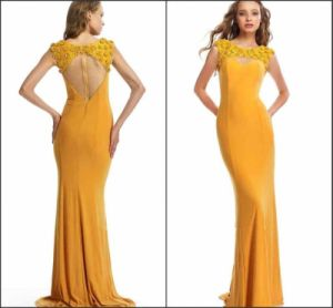2015 Fashion Sexy Party Dress Evening Dress