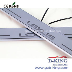 LED Moving Door Scuff Sill Plate Light pictures & photos