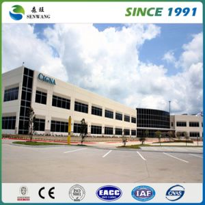 High Quality Wide Span Steel Structure Warehouse From 27 Year Factory pictures & photos
