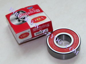 Motorcycle Accessories - Ball Bearing (6203 2RS) pictures & photos