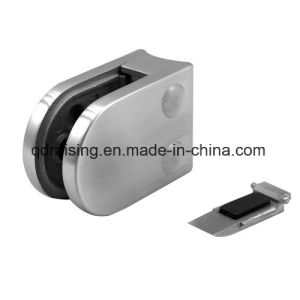 Ce Certificated Stainless Steel Railing Glass Clamp for Outdoor Balustrade and Handrails pictures & photos