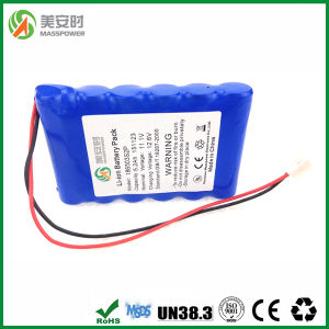Lithium Ion Battery 12V 5200mAh