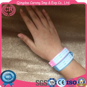 Disposable Medical Identification ID Bracelet pictures & photos