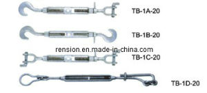 Turnbuckles Open Body (TB-1A-20) pictures & photos