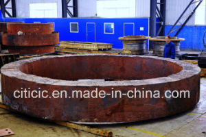 Large Sized Forging Parts Certified by BV, SGS, ISO9001: 2008 pictures & photos