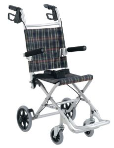 Aluminum Portable Traveling Wheelchair (SK-AW216) pictures & photos