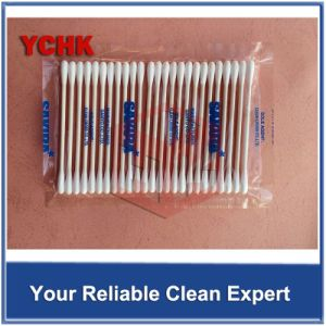 Customized Package Paper Rod Double Tip Cotton Industrial Swabs pictures & photos
