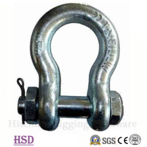 Marine Hardware AISI 316 Key Pin Shackle with Factory Certificate pictures & photos