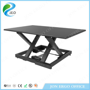Jn-Ld09e-L Height Adjustable Stand up Desk pictures & photos