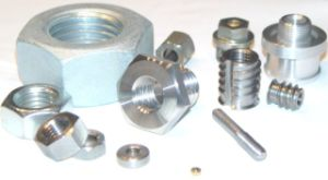 High Precision Stainless Steel Nut (KB-103)