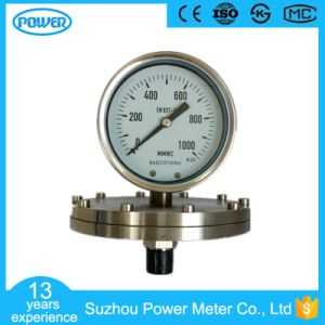 100mm 4′′ All Stainless Steel Diaphragm Manometer pictures & photos