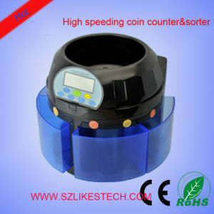 High Speeding Coin Counter &Sorter (LKS-S650)