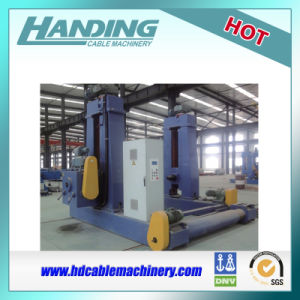 Type a Floor Moveable Take up Pay off for Wire Cable Extruder Machine pictures & photos