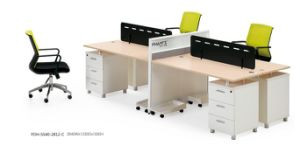 Top Sales No. 1 Office Desk Modular Office Workstation pictures & photos