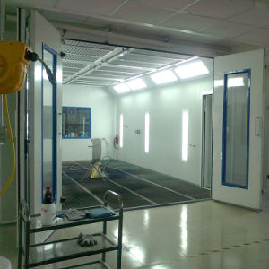 Hight Quality Spray Paint Booth for Paint Factory pictures & photos