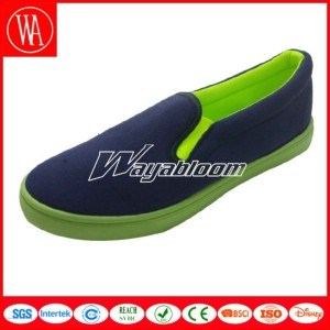 Comfort Leisure Flat Shoe Canvas Women Shoes pictures & photos