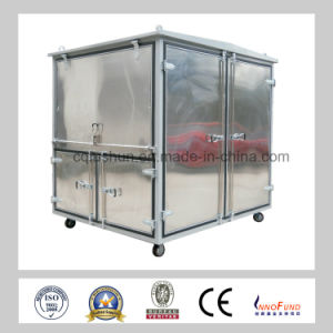 Zja Series Two-Stage Vacuum Transformer Oil Filtering, Oil Purification and Dehydration Machine pictures & photos