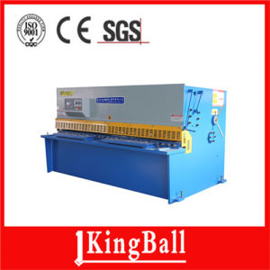 China Kingball Shearing Machine (QC12Y-12X4000) European Standard pictures & photos