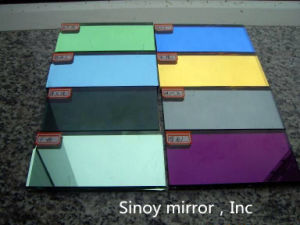 4mm Colored Mirror for Decorative Mirror Wall pictures & photos